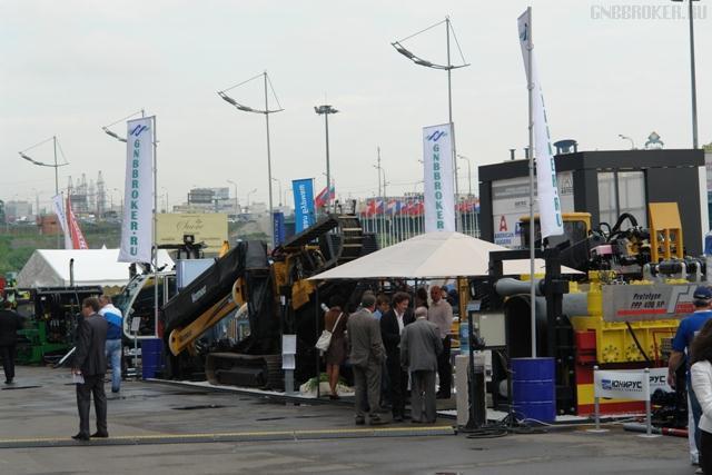 ГНБ выставка NO-DIG 2012